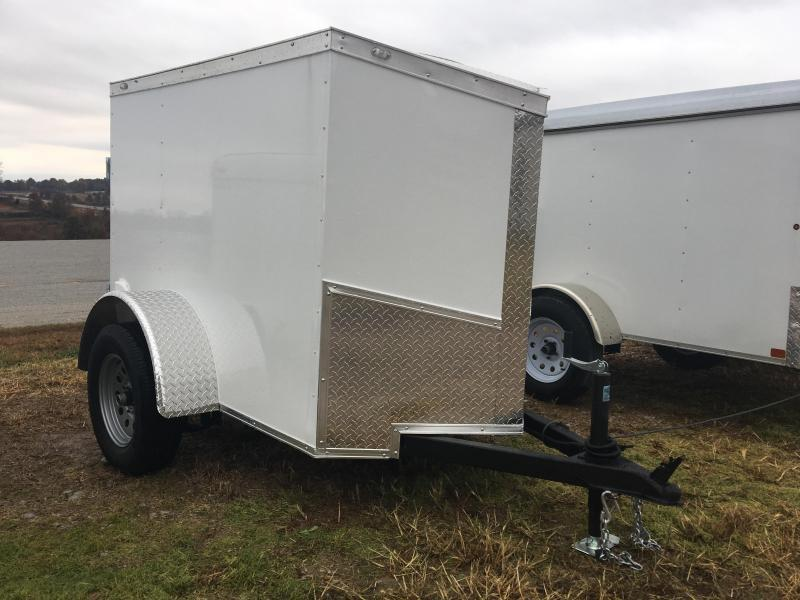 Ozark 4 X 6 Enclosed Cargo Trailer