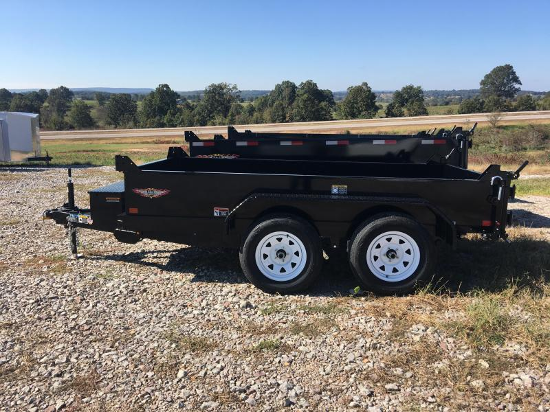 H and H 5 x 10 7K Dump Trailer