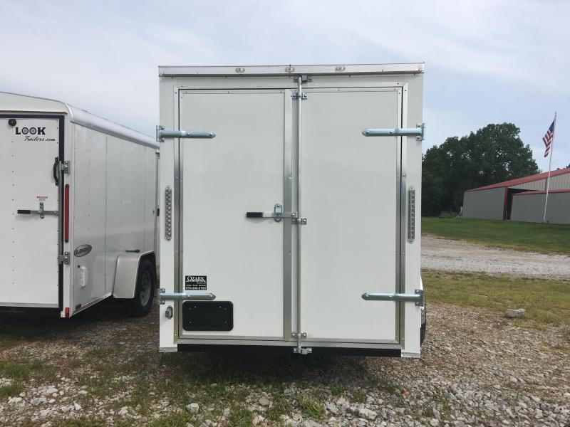 Ozark 7 X 10 Enclosed Cargo Trailer 3.5K