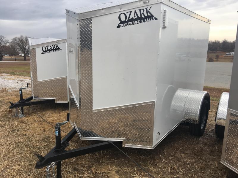 Ozark 5 X 8 5.5' Height Enclosed Cargo Trailer