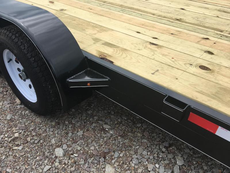Ozark 82 x 18 7K Preferred HD Car Hauler