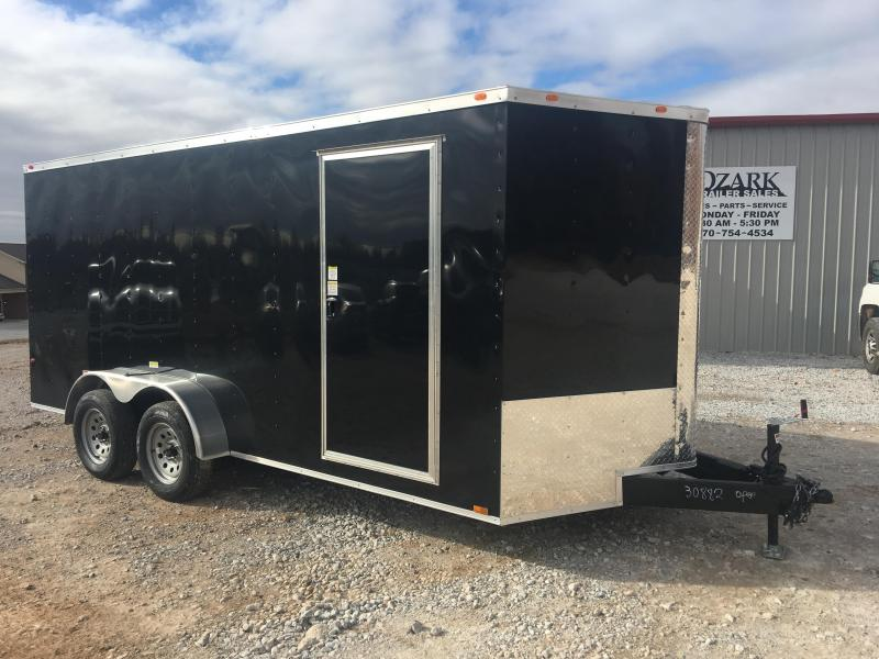 2020 Cynergy Cargo 7x16 7K Cargo Trailer