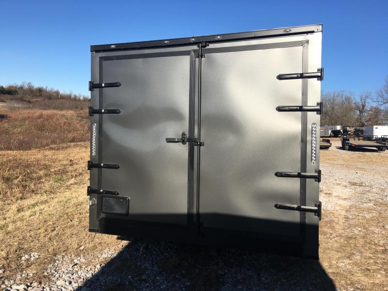 Ozark 8.5 X 16 Enclosed Car Hauler 7K