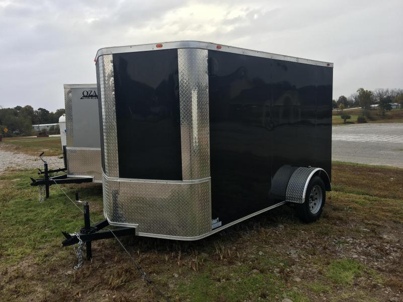 Ozark 6 X 10 Enclosed Cargo Trailer 3K