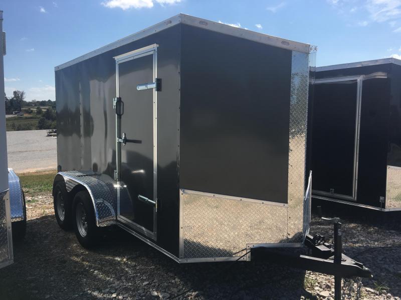 2020 Eagle Trailer 6x12 7K Cargo Trailer Enclosed Cargo Trailer