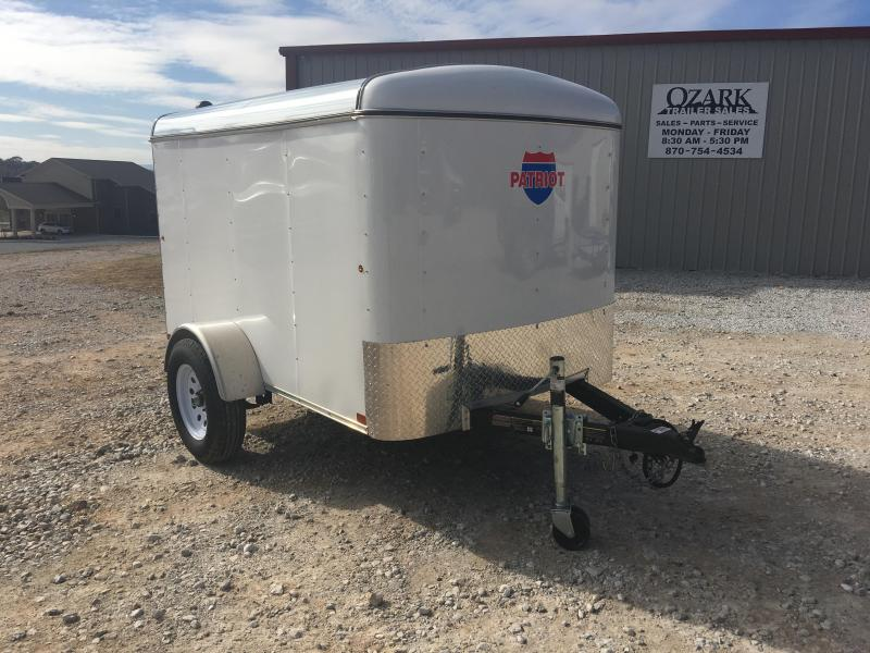 2018 Carry-On 5x8 Cargo Trailer Enclosed Cargo Trailer