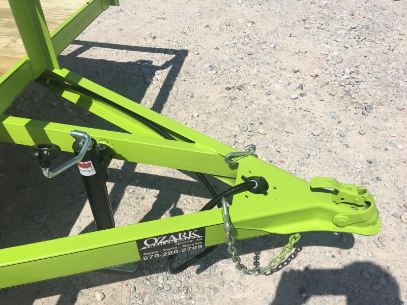 Ozark 76 x 16 10K Preferred Utility