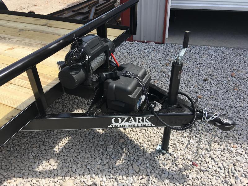 Ozark 82 x 18 14K Preferred Equipment