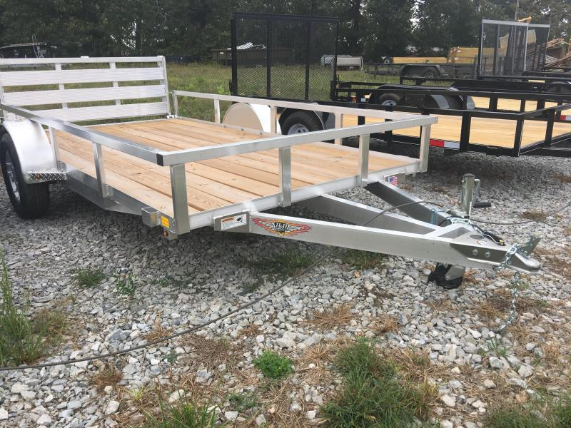 2020 H and H Trailer 76x12 Bi-Fold Gate