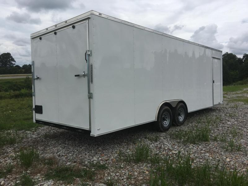 Ozark 8.5 X 26 Enclosed Car Hauler 7K