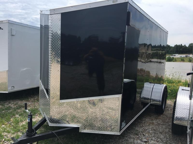 Ozark 6 X 14 Enclosed Cargo Trailer 3K