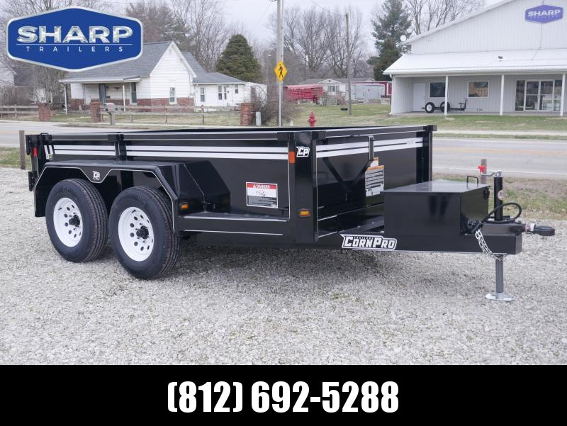 2020 CornPro DB-10 SP Dump Trailer