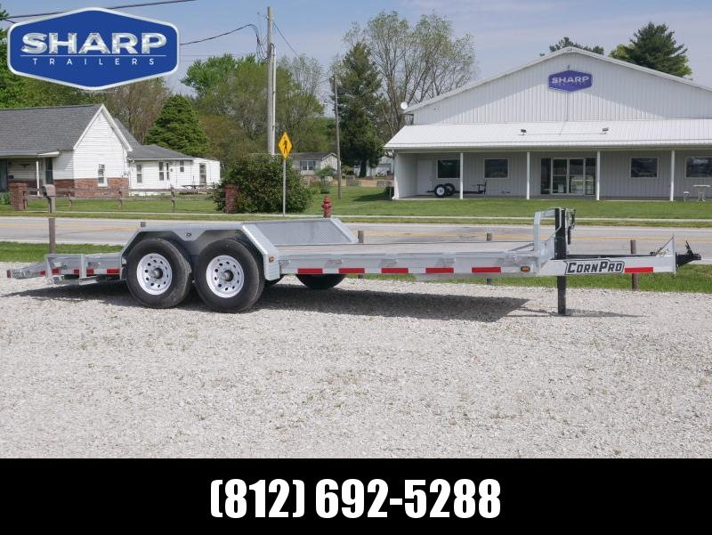 2019 CornPro UT-20 H Equipment Trailer