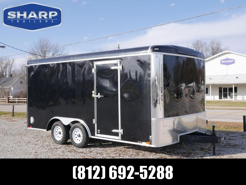 2020 United Trailers ULT 8.5X16 Enclosed Cargo Trailer