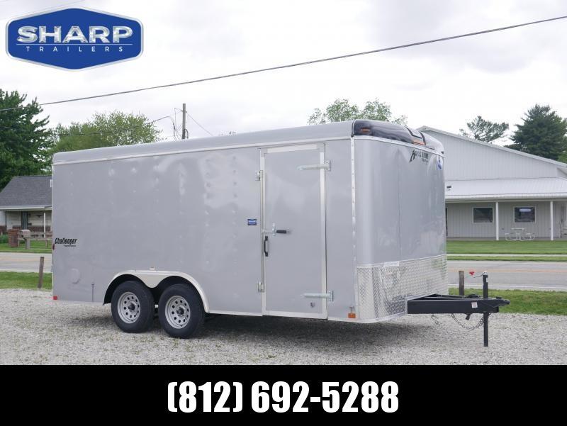 2020 Homesteader 816CT Enclosed Cargo Trailer