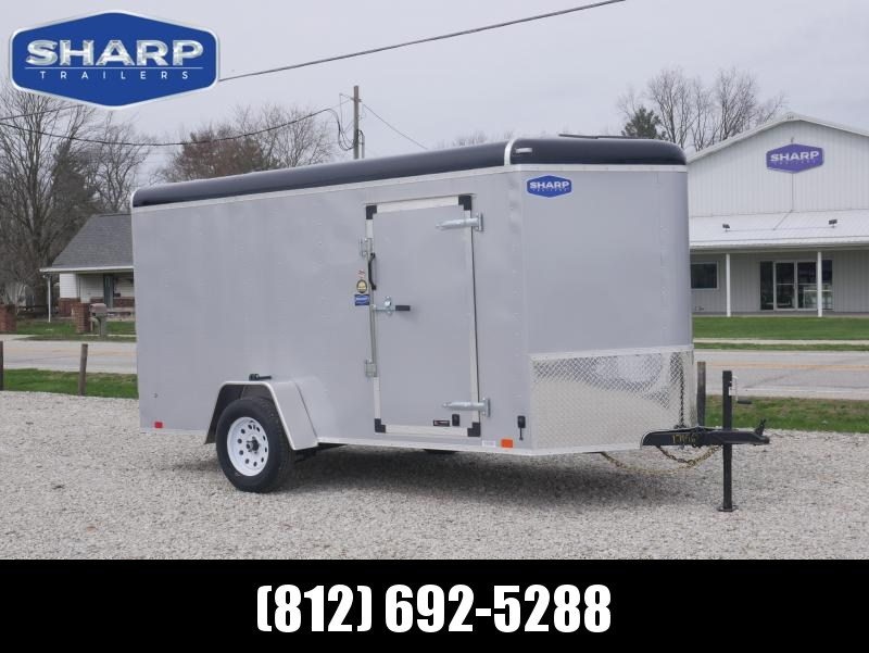 2020 United Trailers UTV-612SA30 Enclosed Cargo Trailer