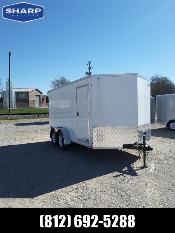 2019 United Trailers XLV 7X14TA35 Enclosed Cargo Trailer