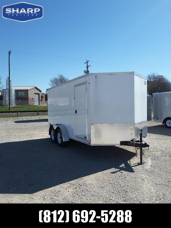 2019 United Trailers XLV 7X14TA35 Enclosed Cargo Trailer