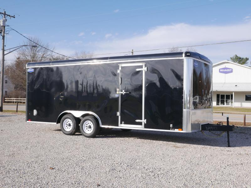 2020 United Trailers ULT 8.5X20TA50 Car Hauler