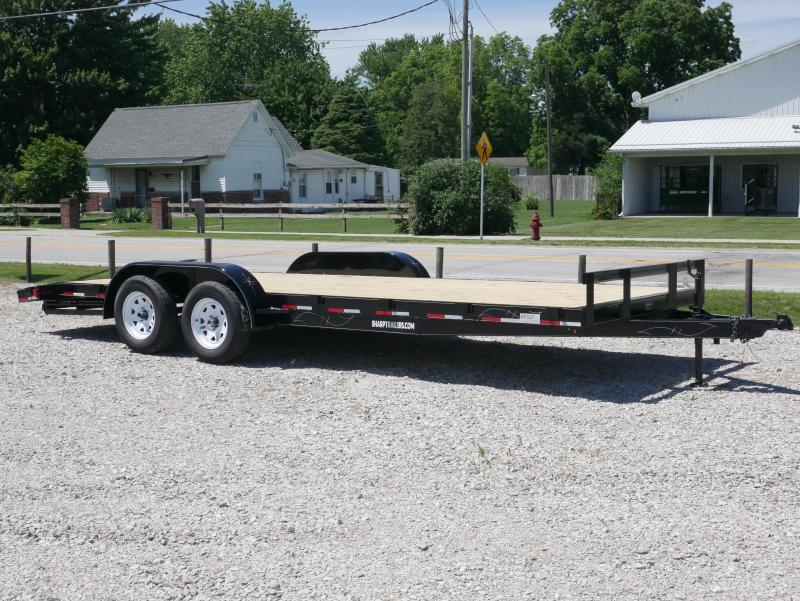 2020 Wesco UT 20 Utility Trailer