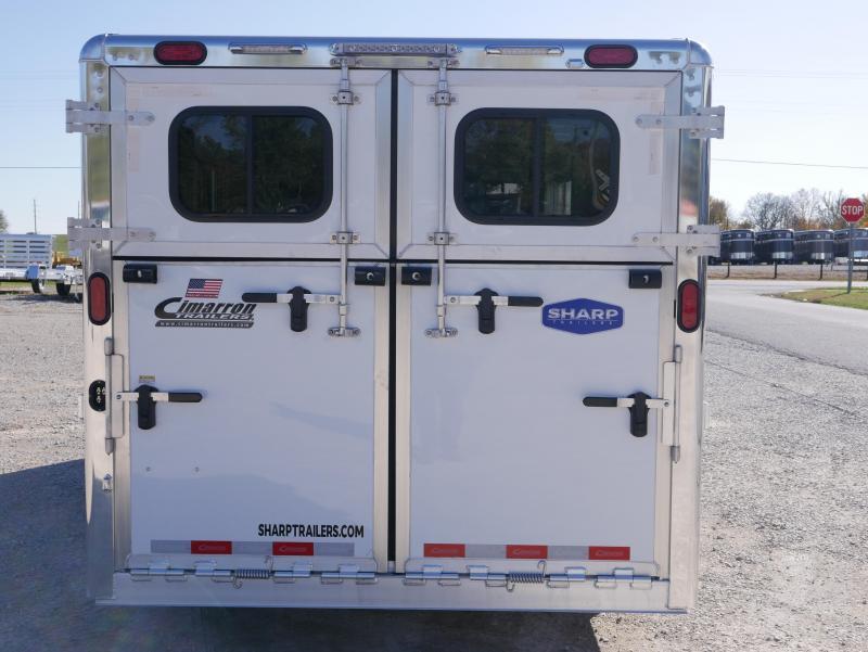 2020 Cimarron Trailers Showstar Livestock Trailer