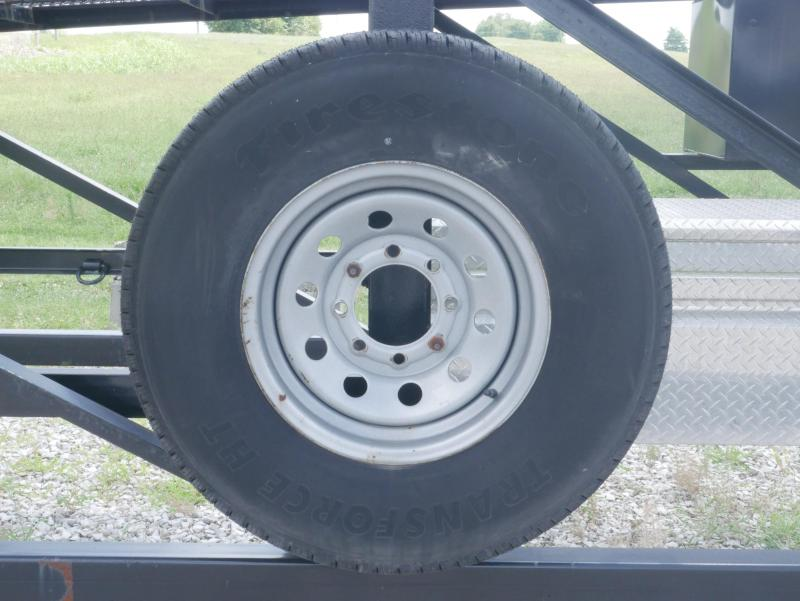 2008 Kaufman Trailers WEDGE Other Trailer