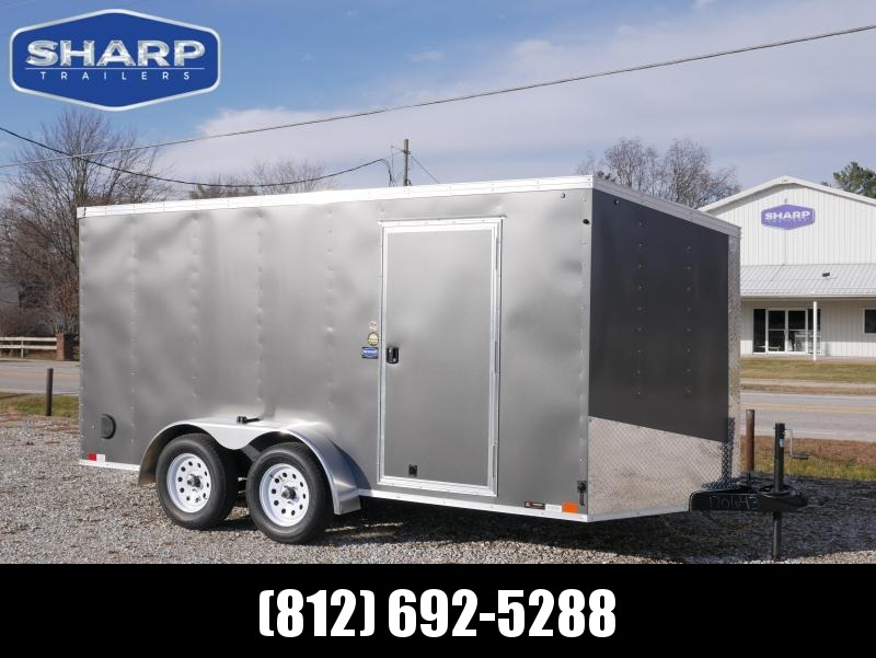 2020 United Trailers XLV 7X14TA35 Enclosed Cargo Trailer