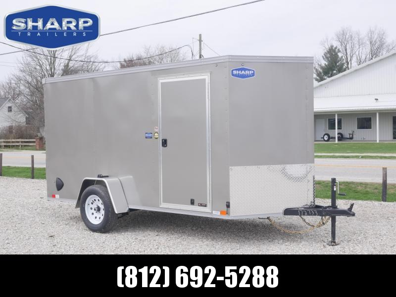 2020United Trailers XLV-612SA Enclosed Cargo Trailer