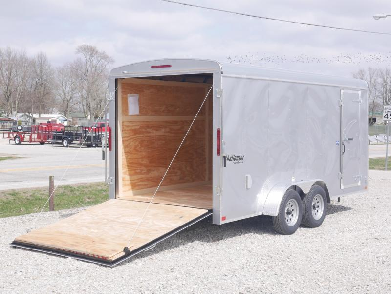 2020 Homesteader 716CT Enclosed Cargo Trailer