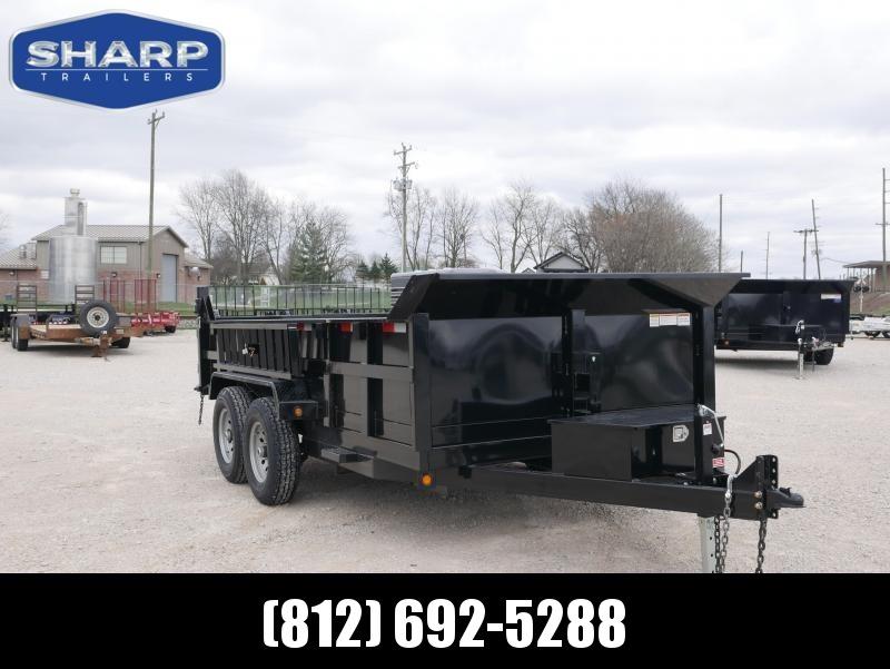 2019 Griffin LMD8312TA60 Dump Trailer