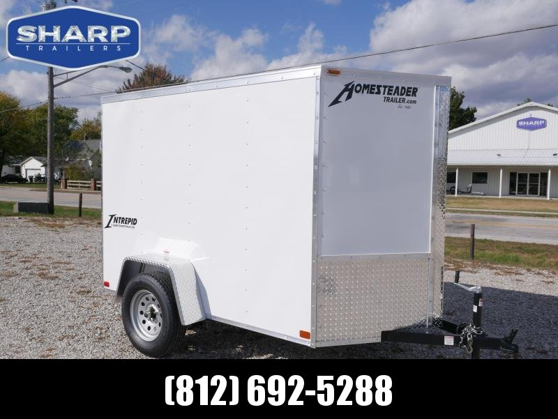 2020 Homesteader 508IS Enclosed Cargo Trailer
