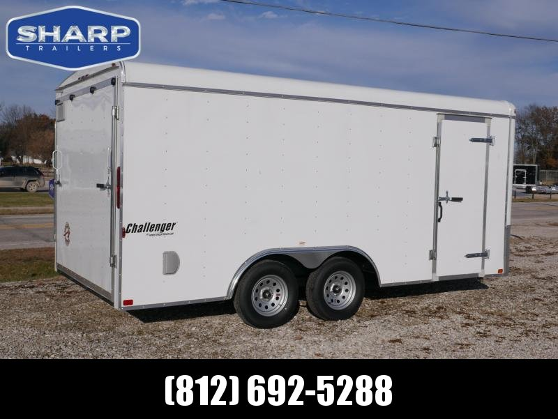 2020 Homesteader Inc. 816CT Enclosed Cargo Trailer