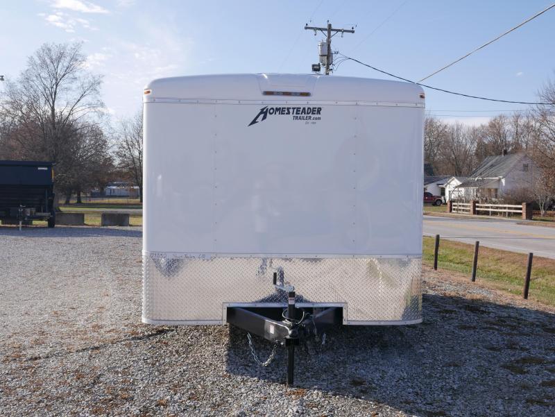 2020 Homesteader Inc. 816CT Enclosed Cargo Trailer