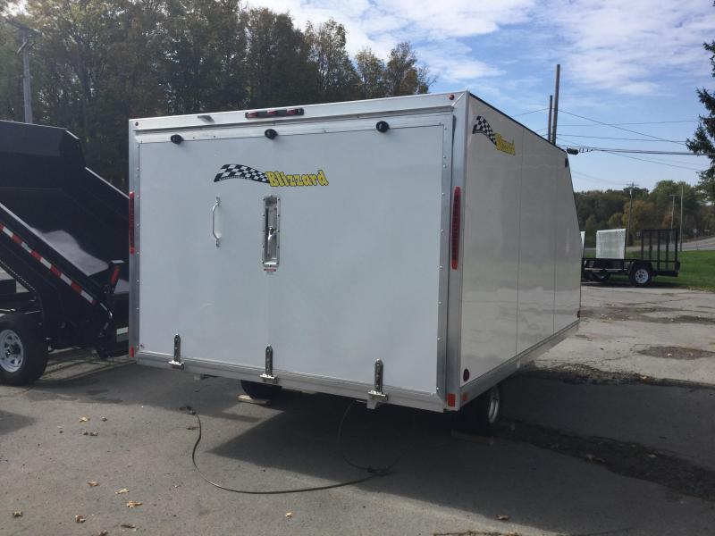 2019 Blizzard Manufacturing Nor - Easter Snowmobile Vehicle