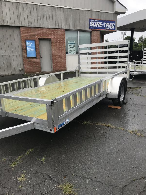 2019 CargoPro Trailers U 80X14 RW 2.0 ATV Trailer