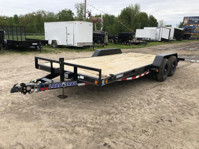 Load Trail 18ft 10K Car / Racing Trailer