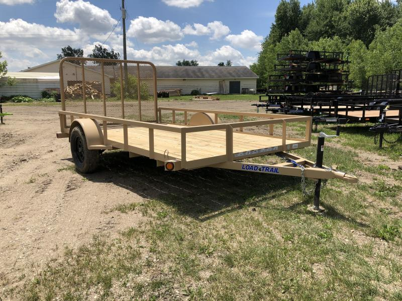 Load Trail SE Tan 77x12 Utility Trailer