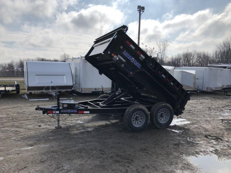 Load Trail 83x10 Dump Trailer