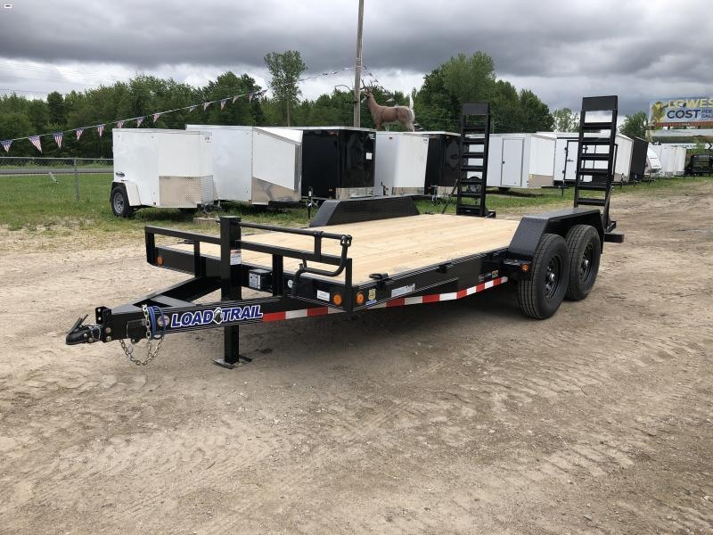 Load Trail 16ft 14K Equipment Trailer
