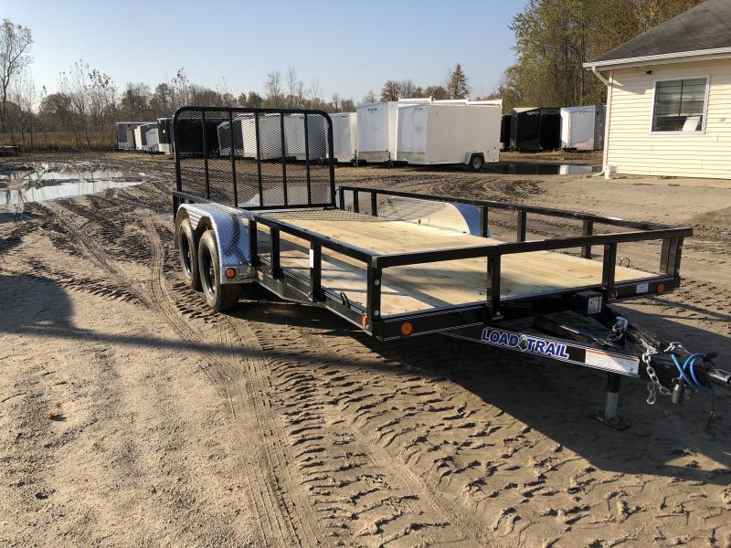 Load Trail 83 x 16ft Premium Utility Trailer