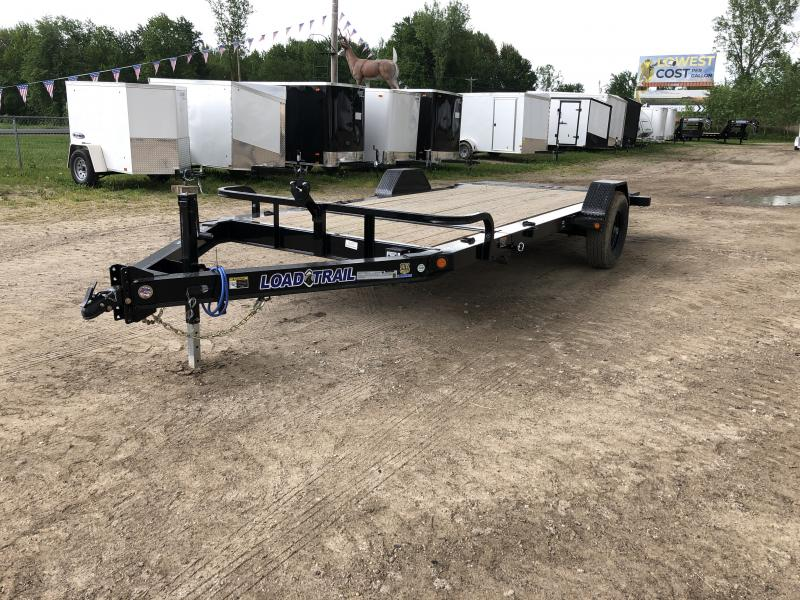 Load Trail 83x15ft 7K Split Deck Tilt Trailer