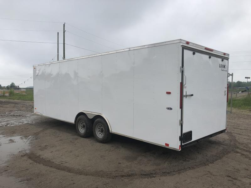 Look Trailers 8.5X24 10K Car / Racing Trailer