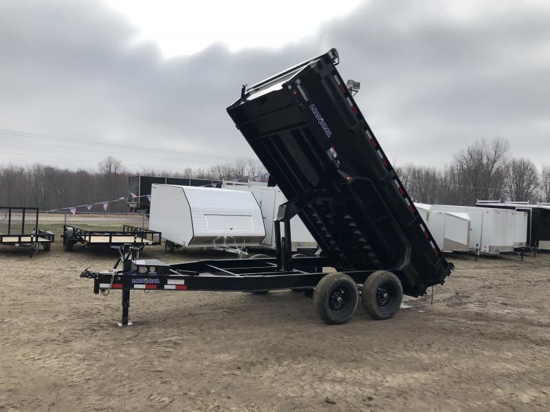 Load Trail 83x14 Max Bed Dump Trailer