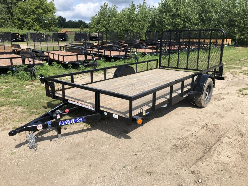 Load Trail 7x14 Single Axle Utility Trailer