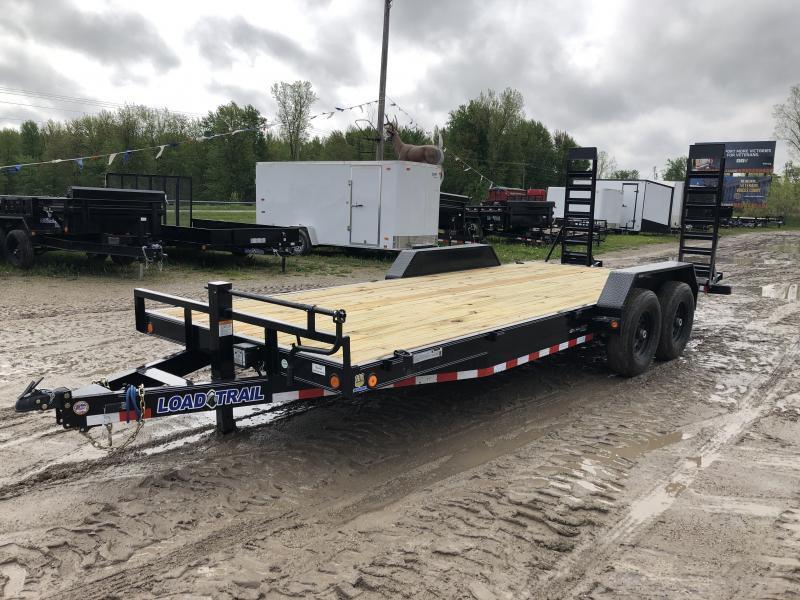 Load Trail 20ft 14K Equipment Trailer