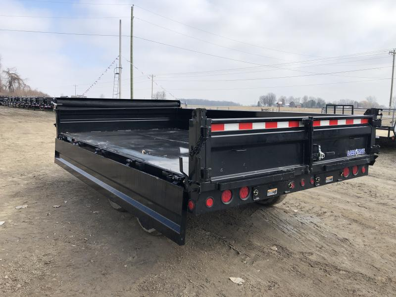 Load Trail 96x14 Dump Trailer