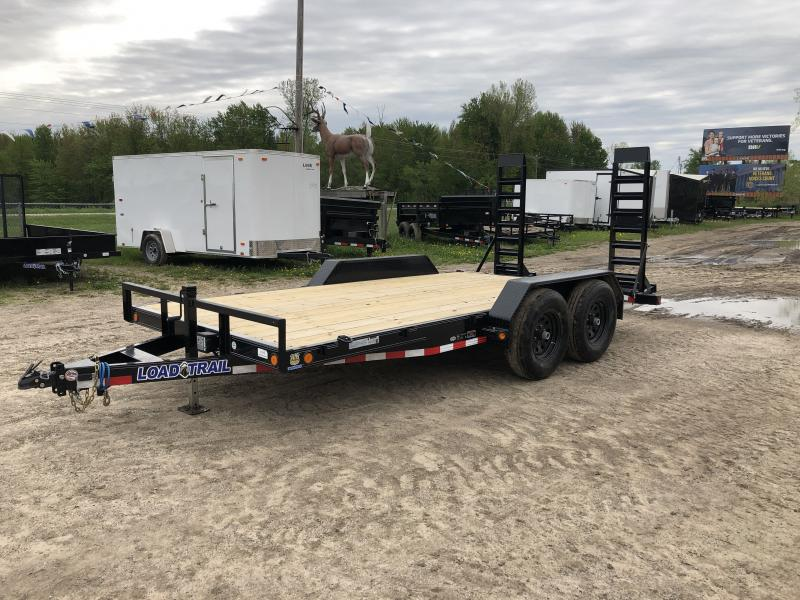 Load Trail 16ft 10K Equipment Trailer