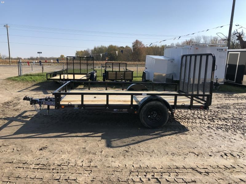 Load Trail 83 x 12ft Premium Utility Trailer