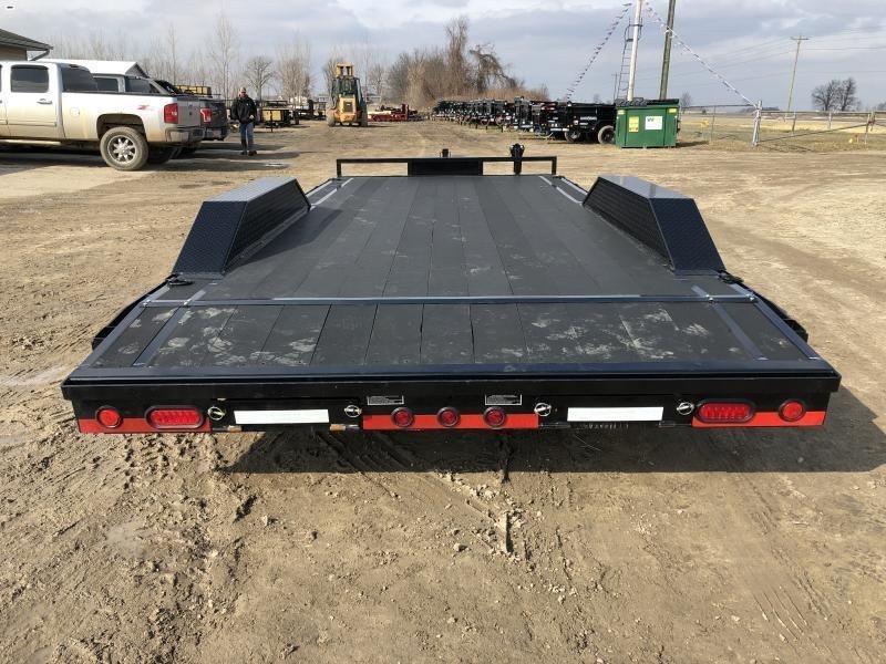 Load Trail 102x20 Carhauler W/ Blackwood