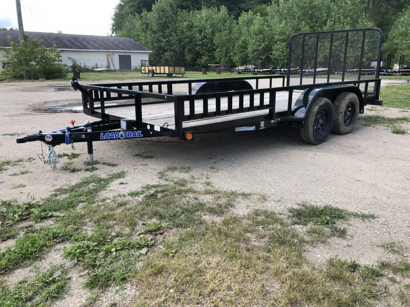 Load Trail 83 x 16ft ATV Trailer